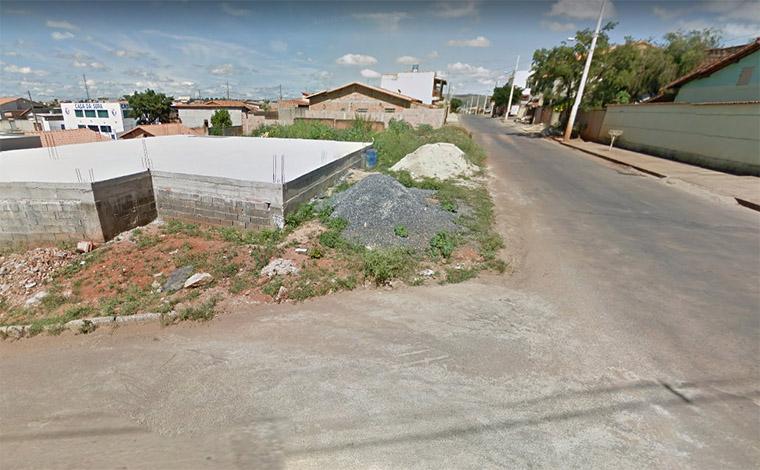 Bandidos tentam matar adolescente no Bairro Ondina Vasconcelos de Oliveira