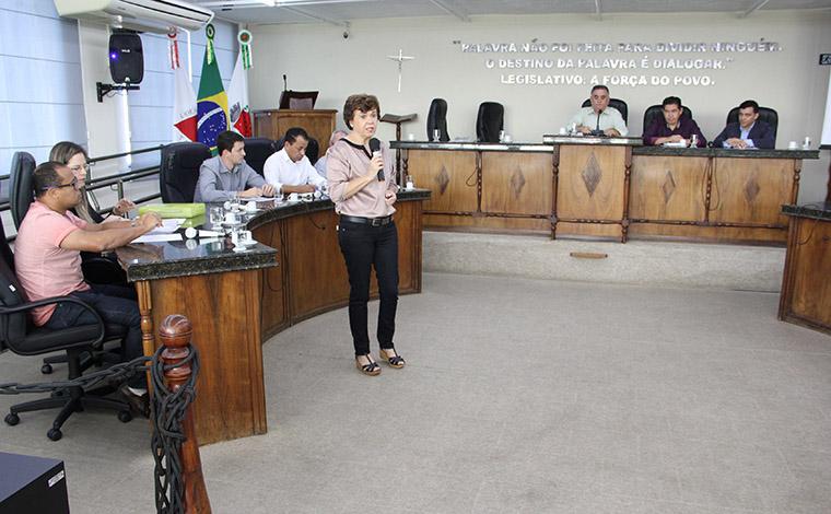 Câmara inicia discussão sobre a LDO e Executivo prevê queda de arrecadação