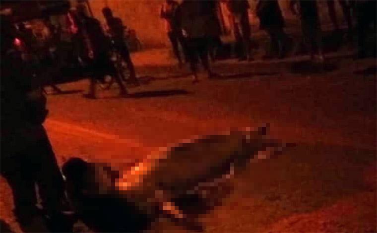 Jovem é assassinado a facadas no Bairro Ondina Vasconcelos de Oliveira