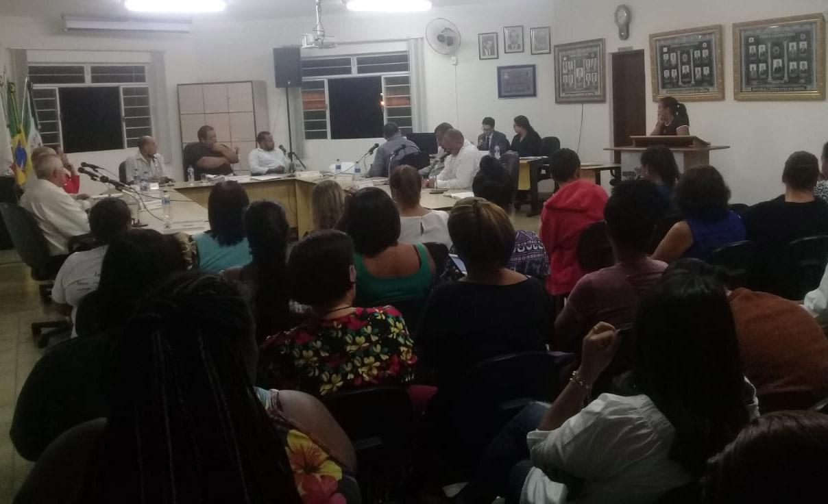 Câmara terá 90 dias para definir se votará cassação de vereadora em Inhaúma