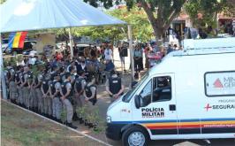 PM recebe mais uma Base de Segurança Comunitária em Sete Lagoas