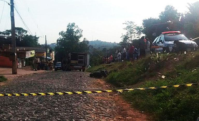 Dupla é executada ao sair do presídio em Ribeirão das Neves