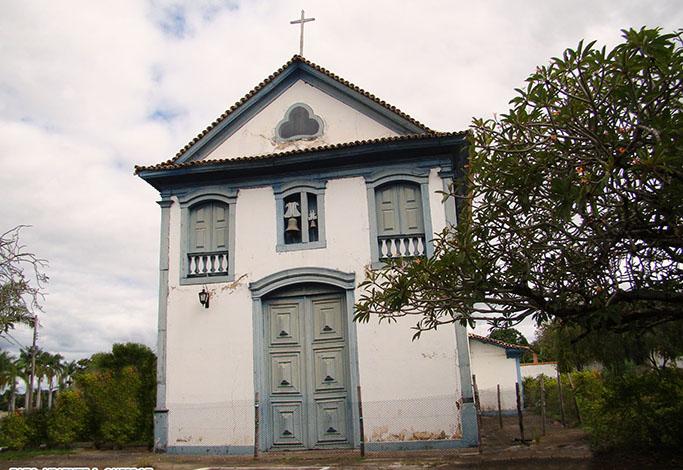 Igreja do Santíssimo Sacramento em Jequitibá será restaurada