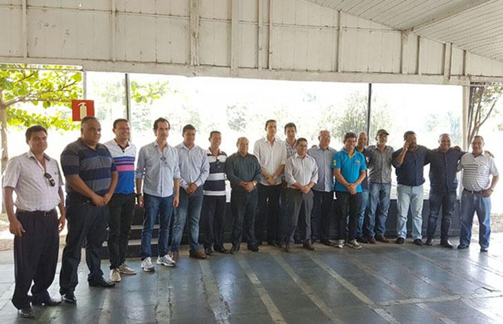 Amav promove encontro entre prefeitos que assumirão em 2017