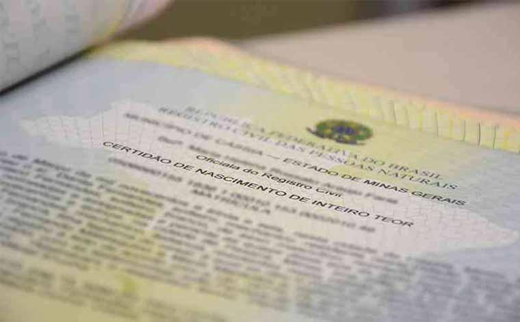 Cartórios de Minas terão atendimento presencial suspenso até 15 de maio