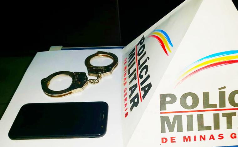 PM prende autores de roubos nos bairros Santa Luzia e Interlagos e apreende drogas no Jardim Primave