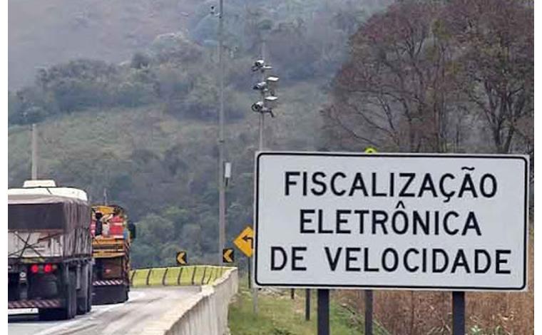Novos radares entram em operação em rodovias de Minas Gerais
