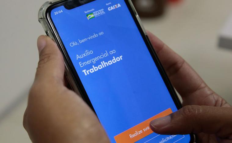 Governo lança uma nova plataforma digital para acompanhar pedido do auxílio emergencial