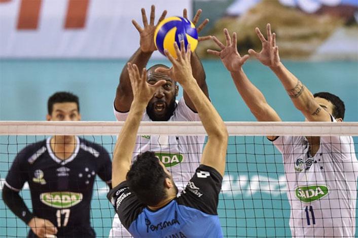 Sada Cruzeiro bate Bolívar e está na final do Mundial de Vôlei
