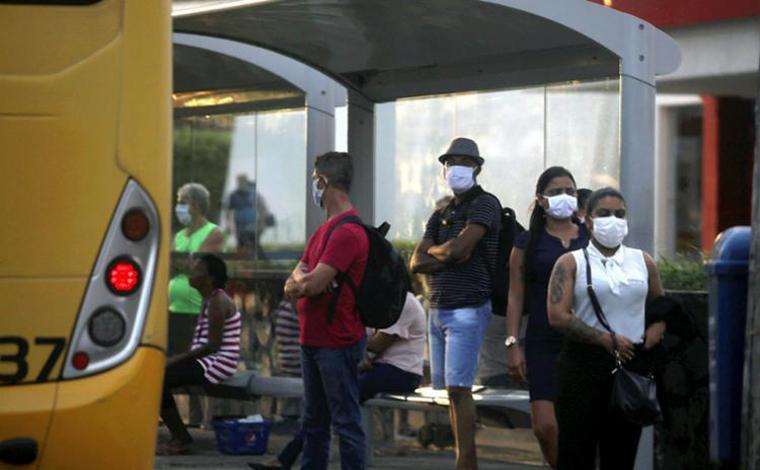 Uso de máscara passa a ser obrigatório em ônibus intermunicipal e metropolitano de Minas Gerais