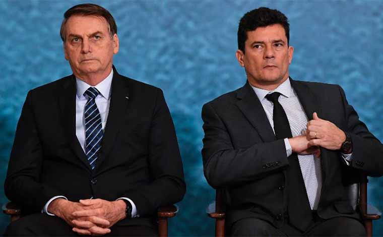 Ministro do STF recebe cópia de gravação de reunião com Bolsonaro citada por Sergio Moro
