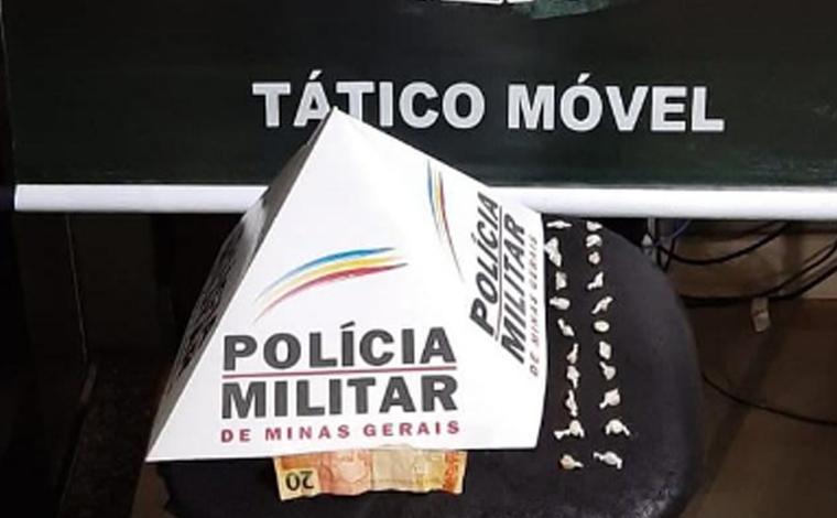 Polícia Militar apreende menores por tráfico de drogas e recupera motocicletas roubadas