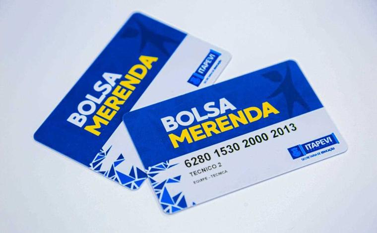 Segunda parcela do Bolsa Merenda começa a ser paga a partir desta segunda-feira (18)