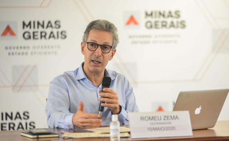 Para Zema, escolas de Minas Gerais devem reabrir só ano que vem