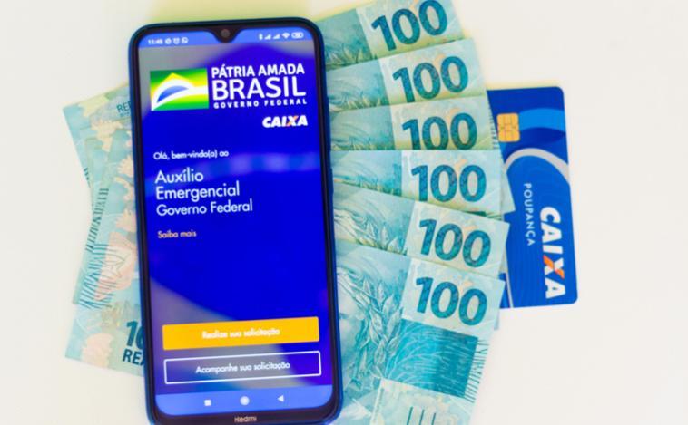 Auxílio emergencial: Caixa segue com pagamento de segunda parcela do benefício