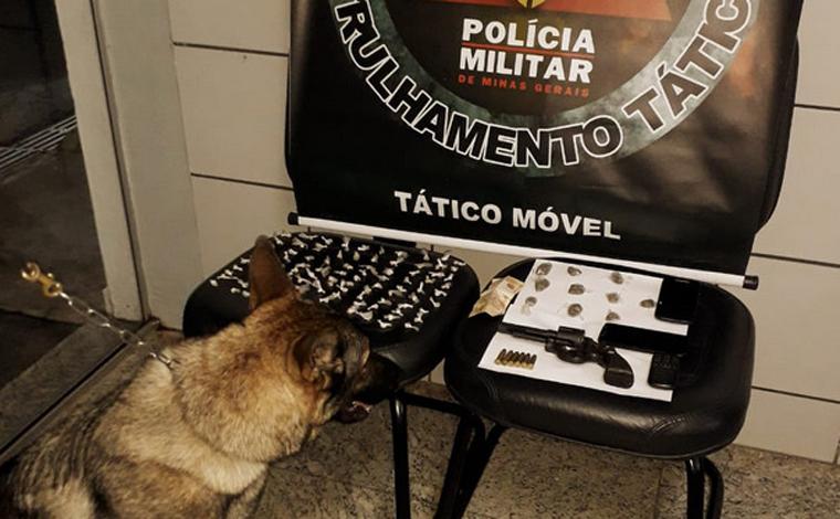 Polícia Militar desmancha esquema de tráfico de drogas, suspeitos estariam planejando homicídio