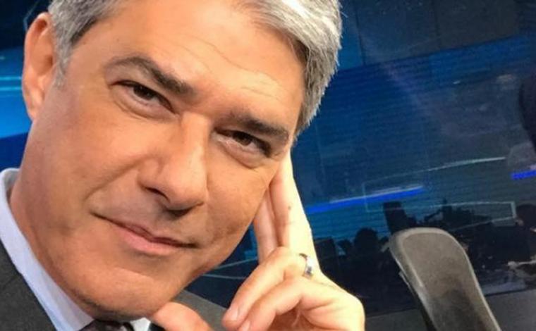 Rede Globo repudia campanha de intimidação a William Bonner