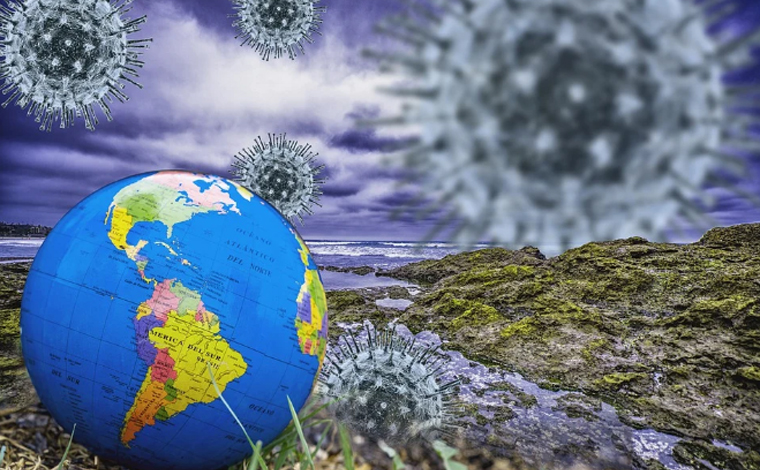 Foto: Pixabay - A Organização Mundial de Saúde (OMS) alertou mais uma vez sobre a situação do Brasil, pois, embora a Ásia e a Europa tenham conseguido controlar os contágios, a proliferação do vírus segue em expansão