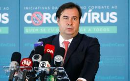 Presidente da Câmara dos Deputados defende prorrogação do auxílio emergencial