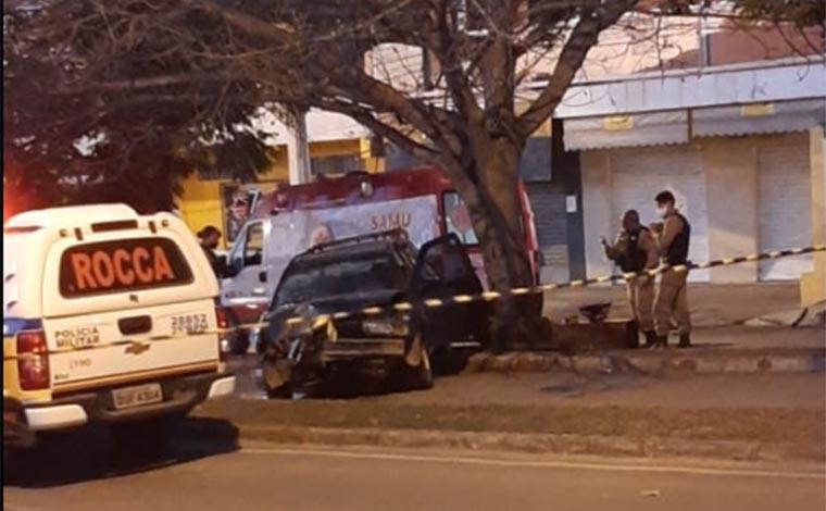 Grave acidente deixa uma vítima fatal no bairro Nova Cidade