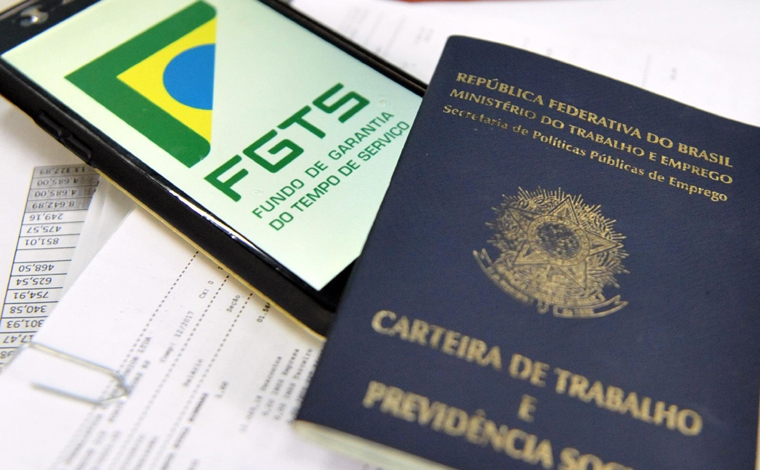 Saque emergencial do FGTS começa a ser disponibilizado no dia 15 de junho