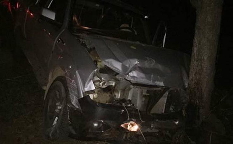 Perseguição a carro roubado em Sete Lagoas termina em acidente na MG 424