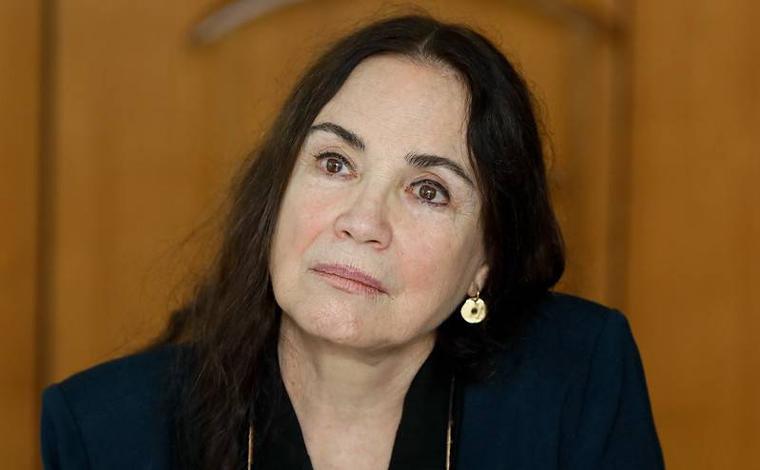 Regina Duarte é exonerada da Secretaria de Cultura e comenta, 'Deu-se! Ufa'