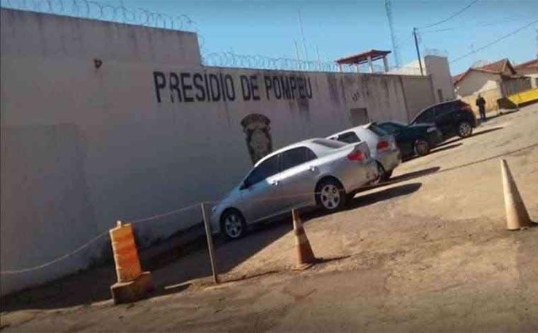 Presídio de Pompéu tem surto de Covid-19 entre detentos