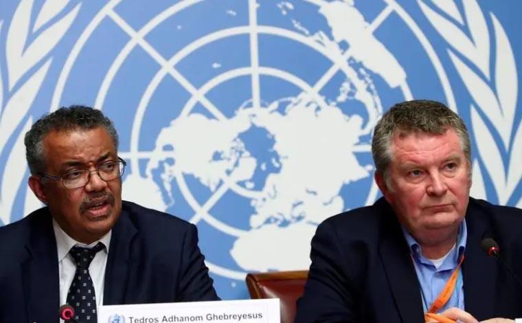 Foto: Reuters/Denis Balibouse - O diretor do programa de emergências da entidade, Michael Ryan, alertou para o aumento sustentado do número de casos no País, mas destacou que não há indícios de um esgotamento nos leitos de UTI disponíveis