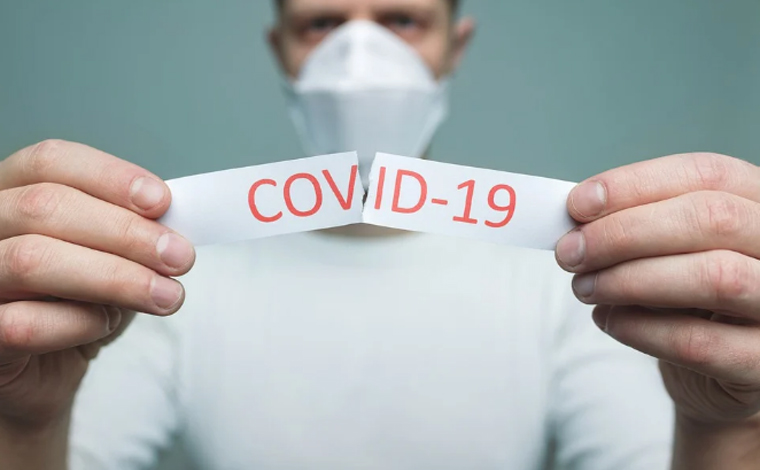 Covid-19: Brasil registra 891.556  casos positivos e 44.118 mortes