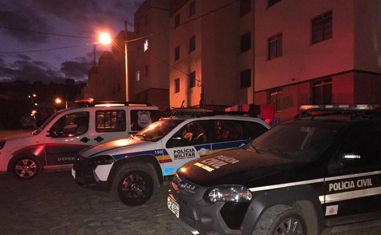 Seis pessoas são presas em operação conjunta de combate ao tráfico de drogas em Matozinhos