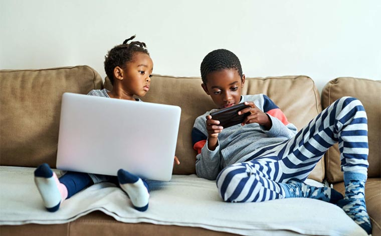 Exposição excessiva a telas pode reduzir capacidade motora de crianças