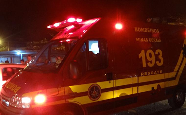 Idosa de 81 anos morre e duas pessoas ficam gravemente feridas em acidente no povoado do Onça