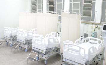 Hospital Municipal abre dez novos leitos de UTI para tratamento exclusivo da Covid-19