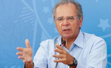 Ministro da Economia declara que governo está entrando com aumento de imposto sobre dividendos