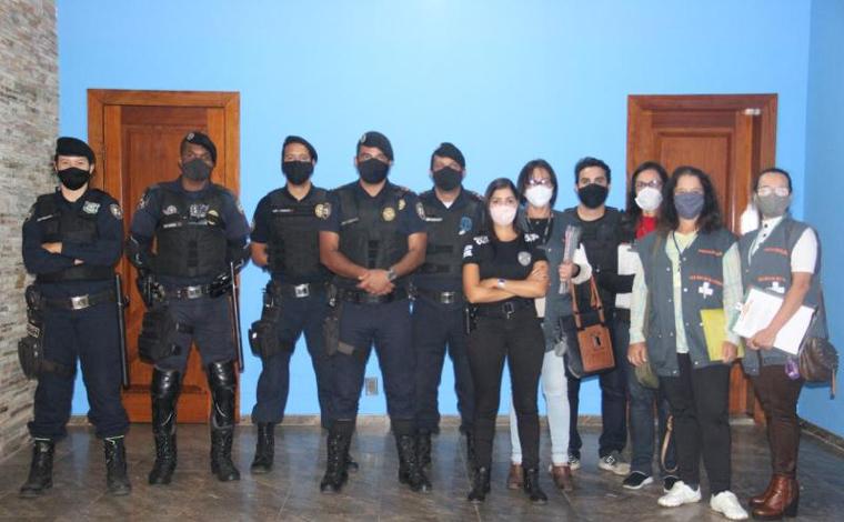 Mais de 200 estabelecimentos são notificados pela Guarda Municipal em Sete Lagoas