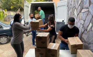 Cerca de 800 famílias serão beneficiadas com distribuição de alimentos em Sete Lagoas