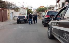 Polícia Civil prende suspeito de tentar assaltar fazenda em Baldim