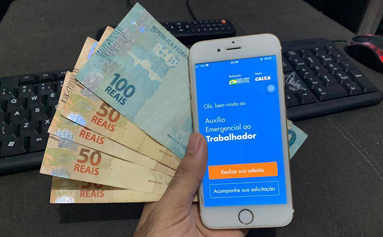 Auxílio emergencial: Caixa paga 4ª parcela a beneficiários do Bolsa Família