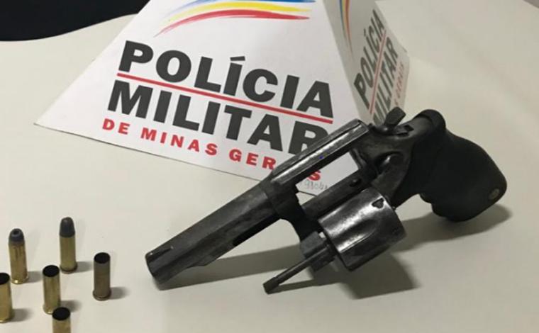 Autor do homicídio ocorrido na Av. Norte Sul é localizado e preso pela Polícia Militar