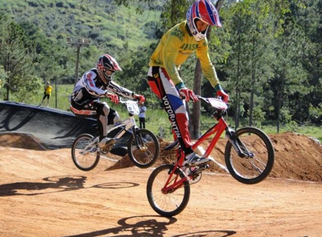 Fim de semana tem Campeonato Mineiro de BMX no Parque Náutico da Boa Vista