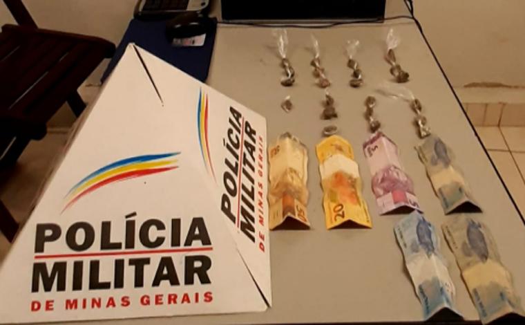 Operação Impacto: autores são presos por tráfico de drogas, roubo e mandado de prisão em aberto