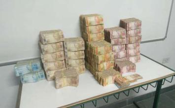 Homem é preso em flagrante ao transportar quase R$ 1 milhão em dinheiro no Sul de Minas