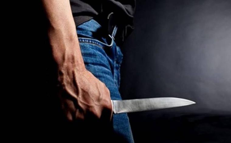 Homem leva facadas nas costas após confusão em estabelecimento no bairro Boa Vista
