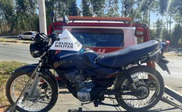 Traficante é preso após perseguição policial no bairro Jardim Primavera II