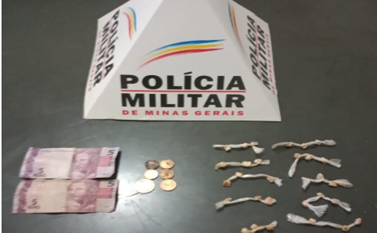 Homens são presos por tráfico de drogas e porte ilegal de arma de fogo em Cordisburgo e Paraopeba