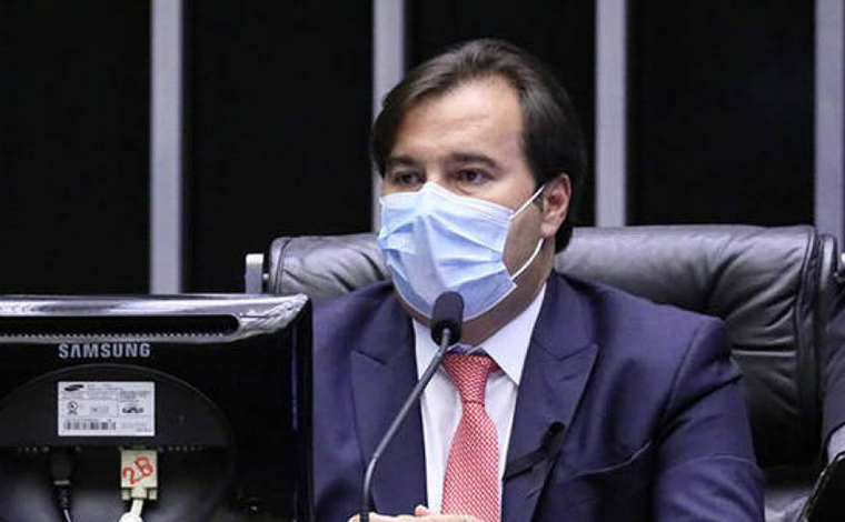 Rodrigo Maia critica criação de imposto digital 'não dá para criar novos impostos a cada crise'