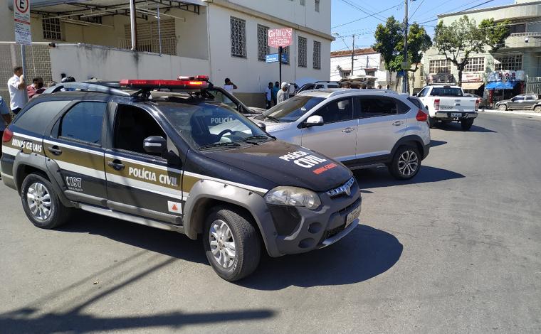 Atualização: homem é preso após perseguição policial e tiros no Centro de Sete Lagoas