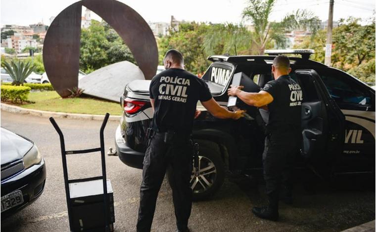 Suspeitos da morte do vereador de Funilândia são presos em Belo Horizonte
