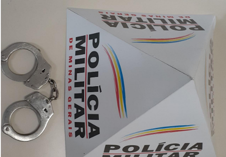 Polícia Militar apreende autor de comunicação falsa de crime em Matozinhos